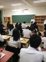 南古谷小学校授業参観2