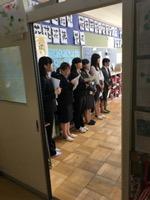 南古谷小学校授業参観4