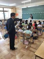 南古谷小学校授業参観7