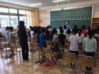 南古谷小学校授業参観8