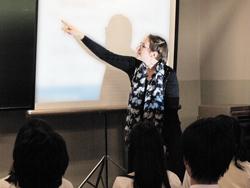 【ご報告】ハイケ・ホッファー先生による英会話教室