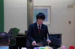 都立大塚病院の院内ミニコンサートに出演させて頂きました。