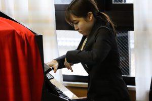 【ご報告】東邦音楽大学より3名の学生が教育実習生として教壇に立ちました。