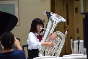 大塚病院院内ミニコンサート
