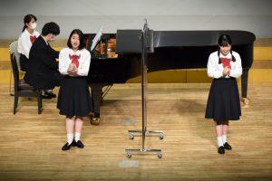 J:COM特番にて東邦音楽大学附属東邦中学校・東邦高等学校クラシックコンサートが放送されます。