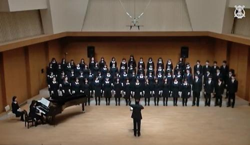 第191回 定期研究発表演奏会[中・高・二高 合奏・合唱の部]の動画を公開中です。
