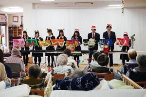 【ご報告】帯津三敬病院のボランティアコンサートに出演させて頂きました。