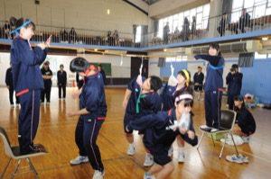 【ご報告】生徒会主催「スポーツ大会」が行われました。