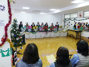 【ご報告】帯津三敬病院のボランティアコンサートに出演させていただきました。