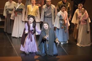 【ご報告】オペラ彩主催・オペラ「トゥーランドット」に本校生徒が出演いたしました。