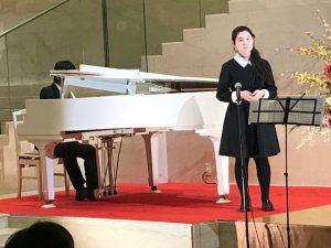 【ご報告】川越プリンスホテルサロンコンサートに出演致しました。