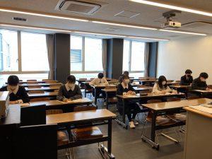 大学体験授業が行われました。