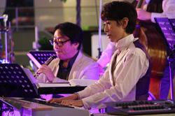 【ご報告】7/15(金) 東京国際空港国際線旅客ターミナルで開催された「世界遺産トーチランコンサート」に東邦音楽大学附属東邦中学高等学校合唱団が出演しました。[写真付報告]