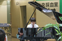 【ご報告】都立大塚病院のボランティアコンサートに出演させて頂きました。