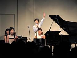 【お知らせ】城之内ミサ先生のアルバム『もう一度会いたい〜Beautiful place』に東邦音楽大学附属東邦中学高等学校合唱団が参加。