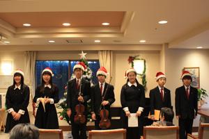 【ご報告】アリア文京大塚にてボランティアコンサートを行いました。