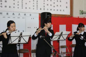 【ご報告】大塚警察署 武道始式におきまして演奏させていただきました。