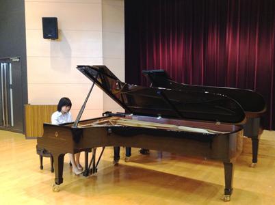 Piano diary 9月号