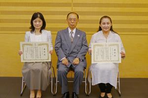 【ご報告】平成29年度ベストティーチャー賞授賞式を挙行
