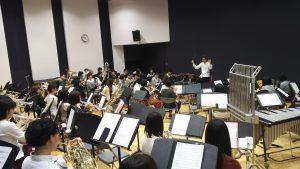 ウインドオーケストラ授業