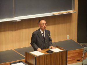 【ご報告】令和元年度「奨学金伝達式」を執り行いました。
