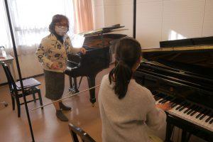 育てたい、未来の大器!『秦 はるひ ピアノ特別レッスン』を開催いたしました。